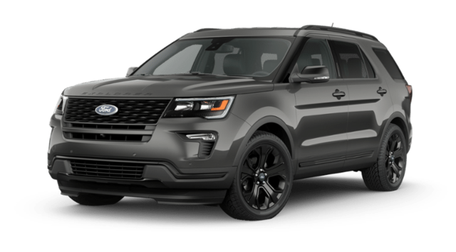 New 2019 Ford Explorer Sport SUV 1FM5K8GT3KGB18886 for sale in Hempstead, NY at Hempstead Ford Lincoln